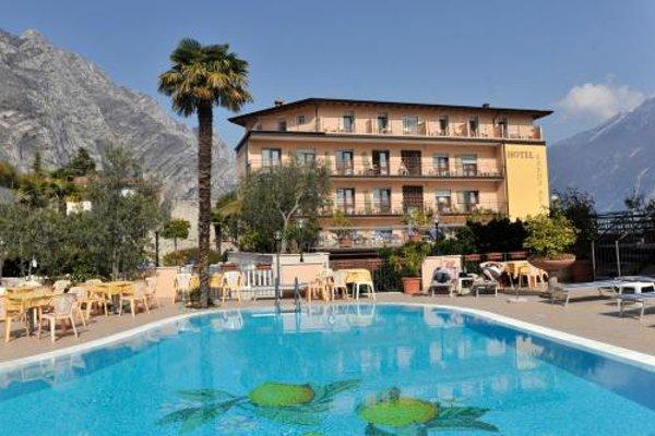 Hotel Garda Bellevue - фото 23