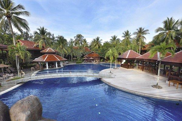 Meritus Pelangi Beach Resort And Spa, Langkawi - фото 19