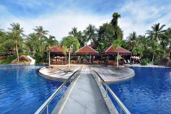 Meritus Pelangi Beach Resort And Spa, Langkawi - фото 20