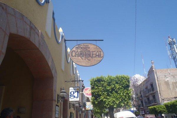 Hotel Casa Real Tehuacan - 23