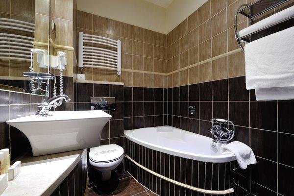 Hotel Diament Bella Notte Katowice - Chorzow - фото 11