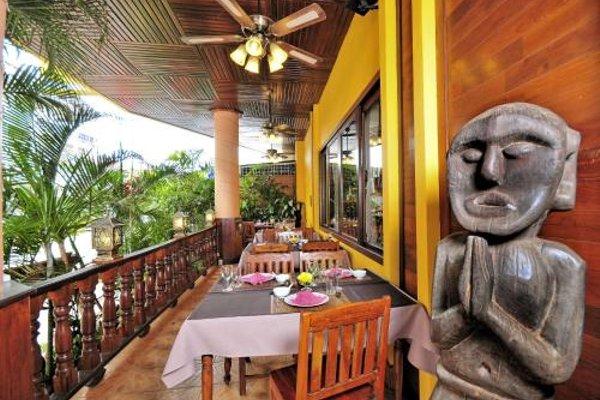 Pakse Hotel & Restaurant - 11