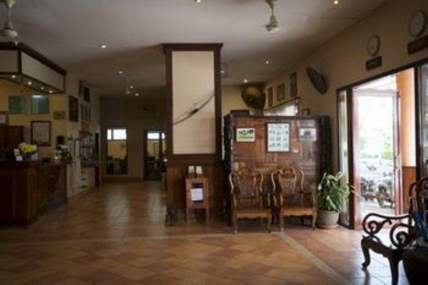 Pakse Hotel & Restaurant - 17
