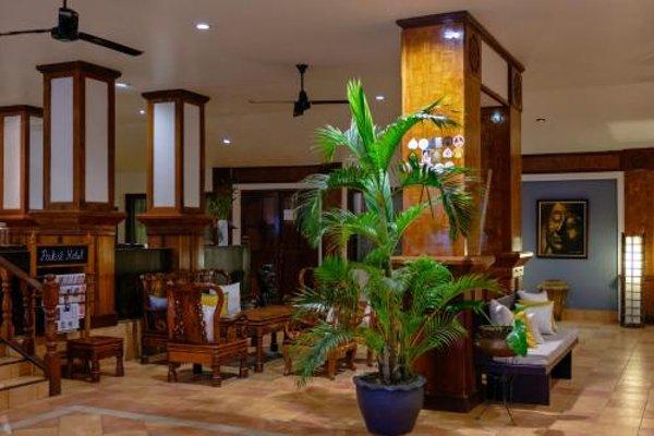 Pakse Hotel & Restaurant - 7