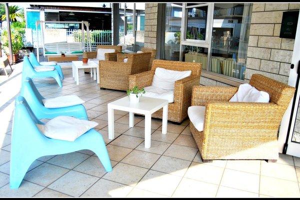Отель Villa Enea - фото 7