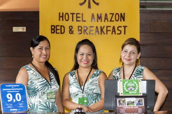 Hotel Amazon Bed And Breakfast - 21