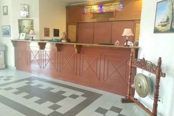 Hotel Seri Malaysia Pulau Pinang - фото 13