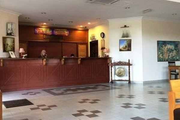 Hotel Seri Malaysia Pulau Pinang - фото 14