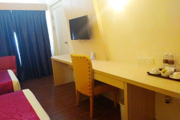 Hotel Seri Malaysia Pulau Pinang - фото 15