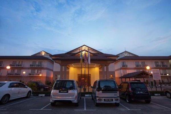 Hotel Seri Malaysia Pulau Pinang - фото 19