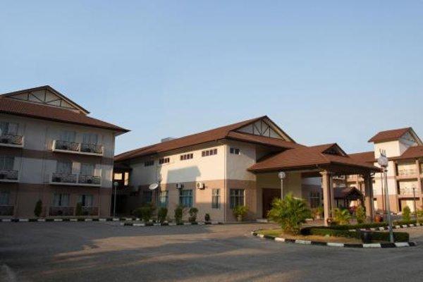 Hotel Seri Malaysia Pulau Pinang - фото 23