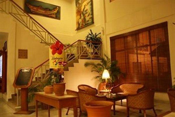Hotel Seri Malaysia Pulau Pinang - фото 7