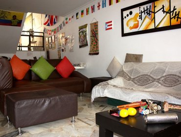 Хостел Colombian Home Hostel Cali