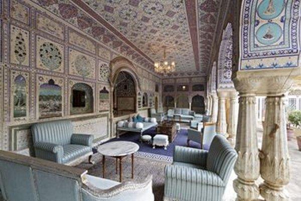Samode Palace - фото 13