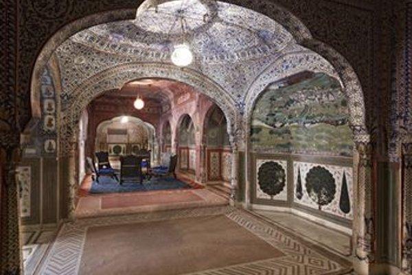 Samode Palace - фото 14