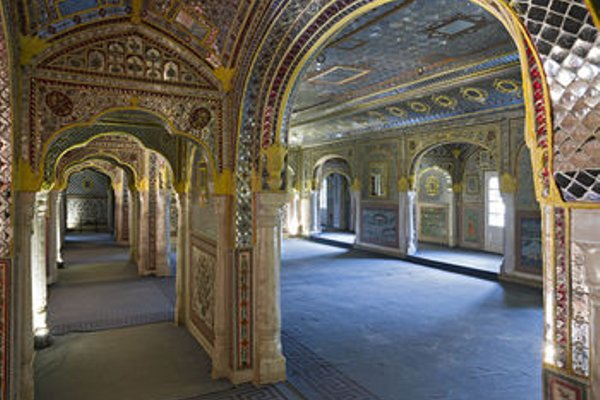 Samode Palace - фото 5
