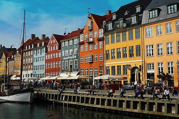 Copenhagen Admiral Hotel - фото 21