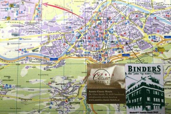 Austria Classic Hotel Innsbruck Binders Garni - 23