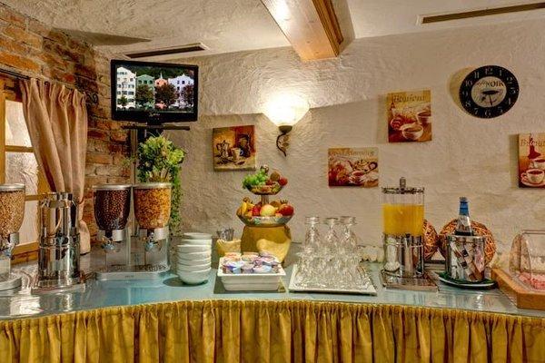 Cityhotel Schwarzer Bar Innsbruck - фото 14