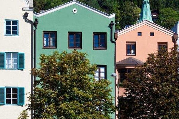 Cityhotel Schwarzer Bar Innsbruck - фото 18