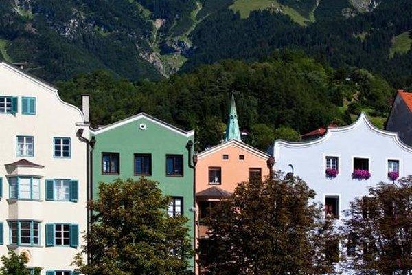 Cityhotel Schwarzer Bar Innsbruck - фото 20