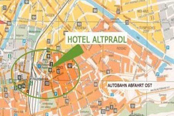 Hotel Altpradl - 15