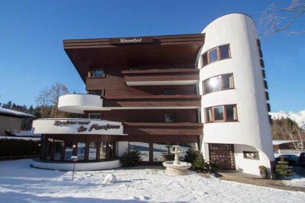 Hotel Garni Romerhof - фото 23