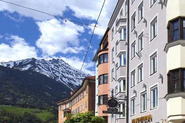 Hotel Maximilian - Stadthaus Penz - фото 23