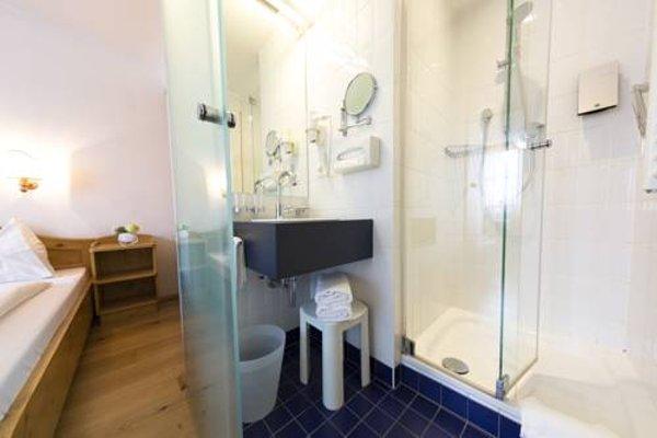 Hotel Weisses Kreuz - фото 8