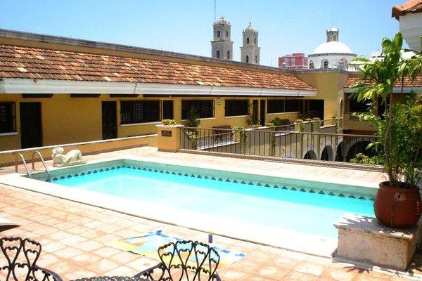 Hotel Caribe Merida Yucatan - фото 50