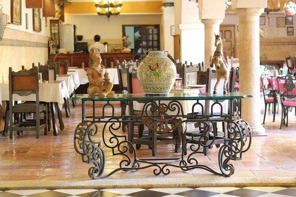 Hotel Caribe Merida Yucatan - фото 12