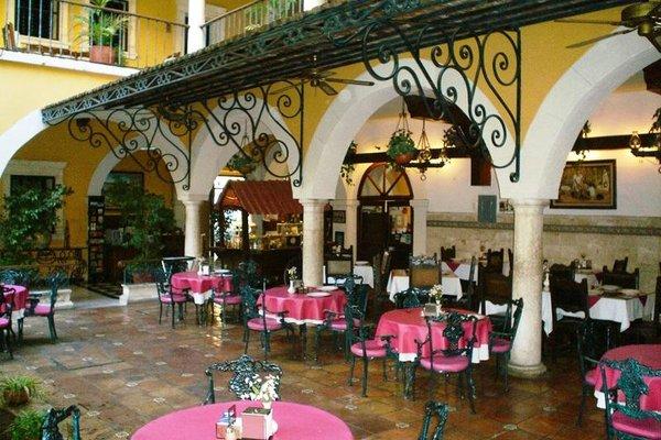 Hotel Caribe Merida Yucatan - фото 14