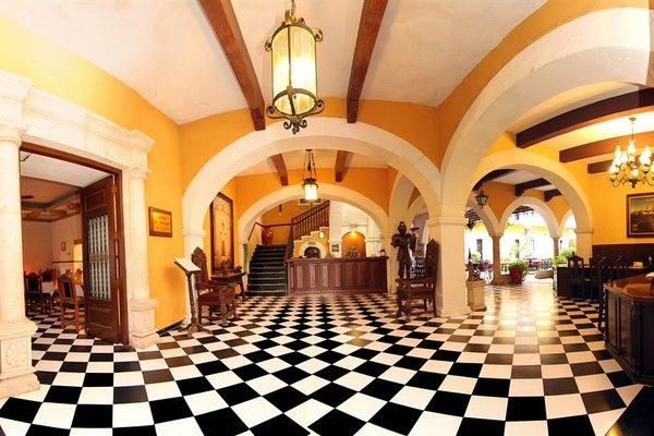 Hotel Caribe Merida Yucatan - фото 15