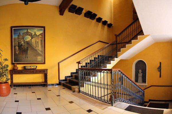Hotel Caribe Merida Yucatan - фото 16