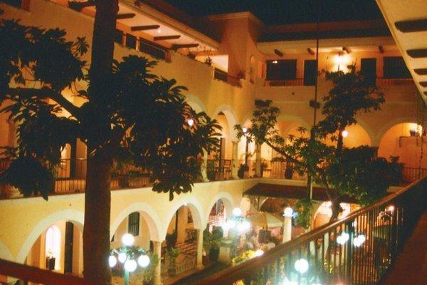 Hotel Caribe Merida Yucatan - фото 19