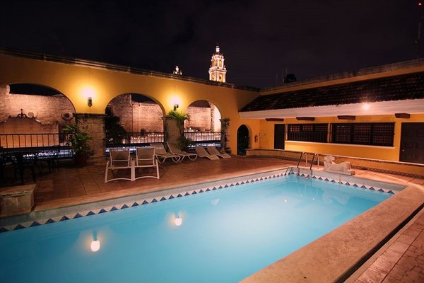 Hotel Caribe Merida Yucatan - фото 20