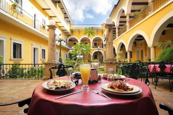 Hotel Caribe Merida Yucatan - фото 21