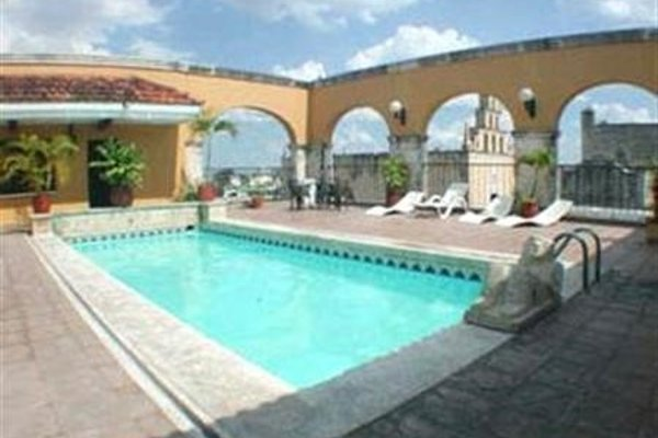 Hotel Caribe Merida Yucatan - фото 23