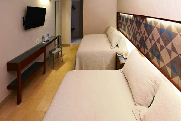 Hotel Caribe Merida Yucatan - фото 3