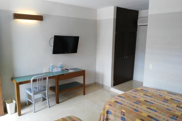 Hotel Caribe Merida Yucatan - фото 5