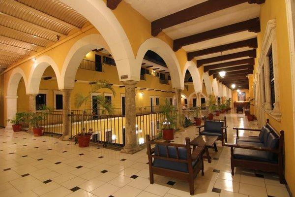 Hotel Caribe Merida Yucatan - фото 7