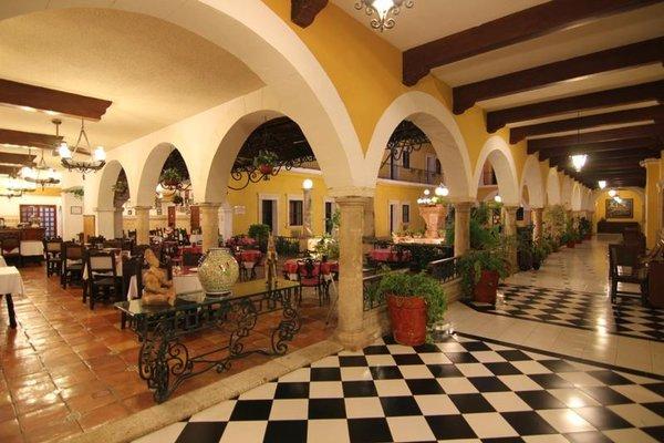 Hotel Caribe Merida Yucatan - фото 8