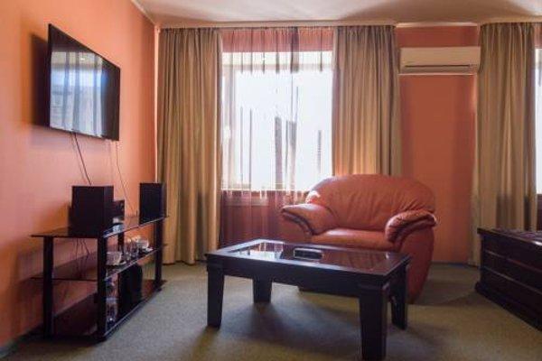 Гостиница Строитель - фото 15