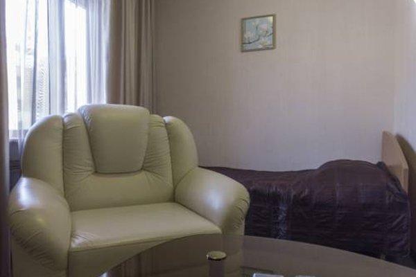 Гостиница Строитель - фото 16
