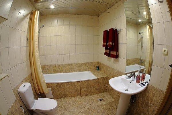 Гостиница Строитель - фото 19
