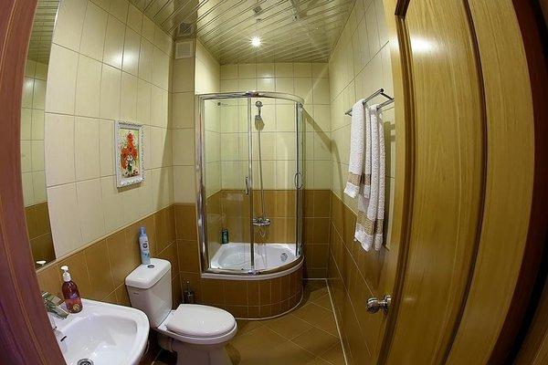 Гостиница Строитель - фото 21