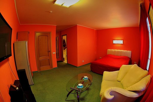 Гостиница Строитель - фото 5