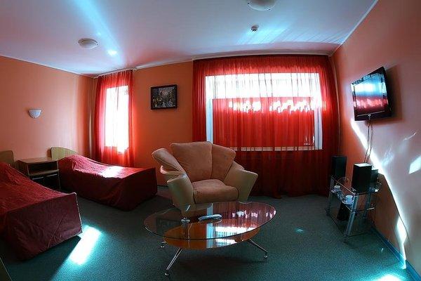 Гостиница Строитель - фото 9