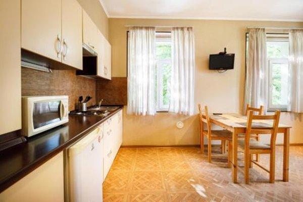Апартаменты на Мира - Кутузова - фото 18
