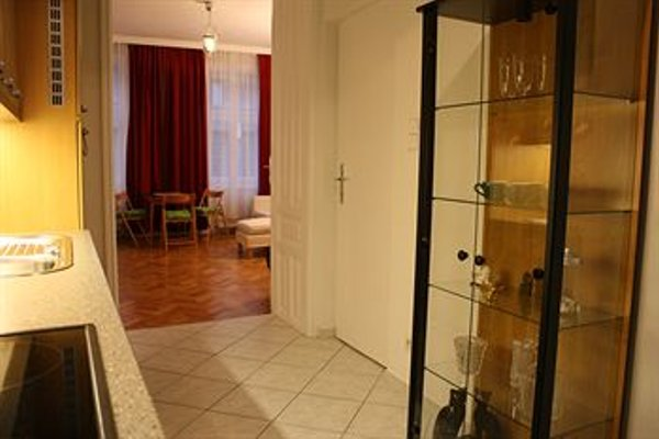 Homelike City Apartment - фото 21